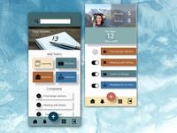 Todo Apps UI Elements