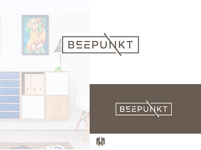 Beepunkt Logo Design brandguideline brandidentity logodesigner wordmark modernlogo ecommerce banner flat minimal advertising adobe photoshop web graphic design icon vector typography logo illustration branding design