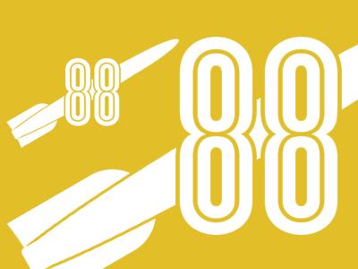 Oldsmobile 88 logo