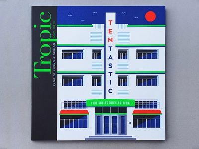 Tropic Magazine Special Collector's Edition