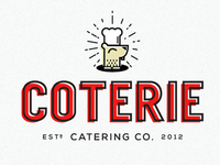 Coterie Catering Co. ID