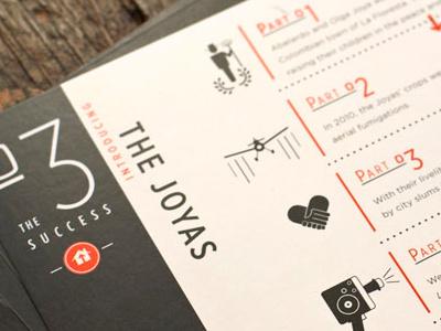 Sojourner's Cards typography illustration icon design non-profit