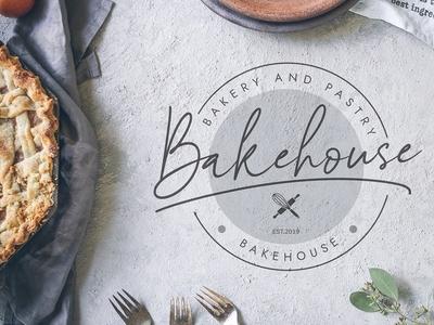 Bakehouse Premade Logo