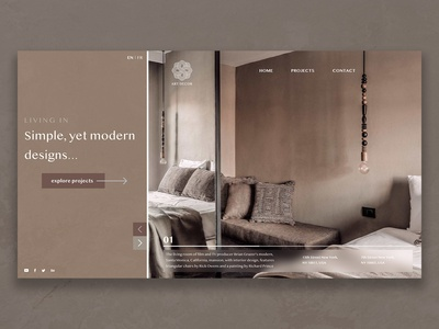 Art Decor I Website
