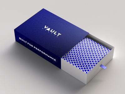 Early Vault Packaging Concept packaging brand design