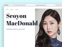 Seoyon Macdonald ✨
