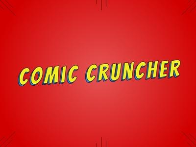 🗯 Comic Cruncher WIP graphs numbers nerds comicbooks