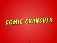 🗯 Comic Cruncher WIP