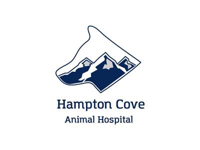 Hampton Cove Animal Hospital - Thirty Logos Challenge Day 19