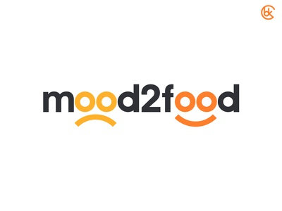 ⚡️ MOOD2FOOD LOGO⚡️