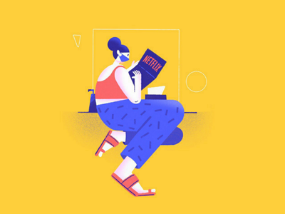 2020 be like work from home wfh india yellow covid-19 mumbai illustration