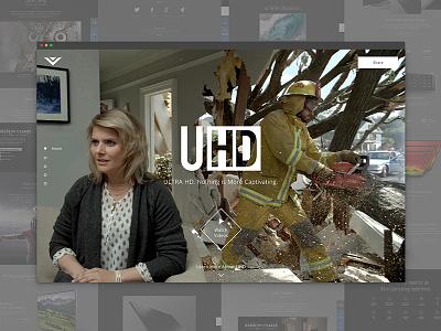 VIZIO UHD - 02 zack travis zach travis website menu vizio uhd envoy we are envoy advertisement play video