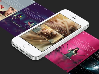 VIZIO VIA color vizio responsive we are envoy envoy iphone zack travis stream tv interface app mobile