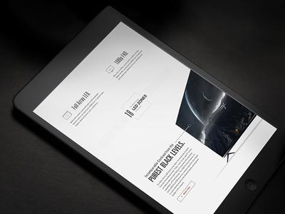 VIZIO E-Series 2015 - 01 ipad we are envoy envoy uhd vizio menu website zach travis zack travis e-series tv