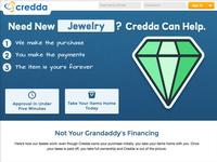 Credda - Homepage
