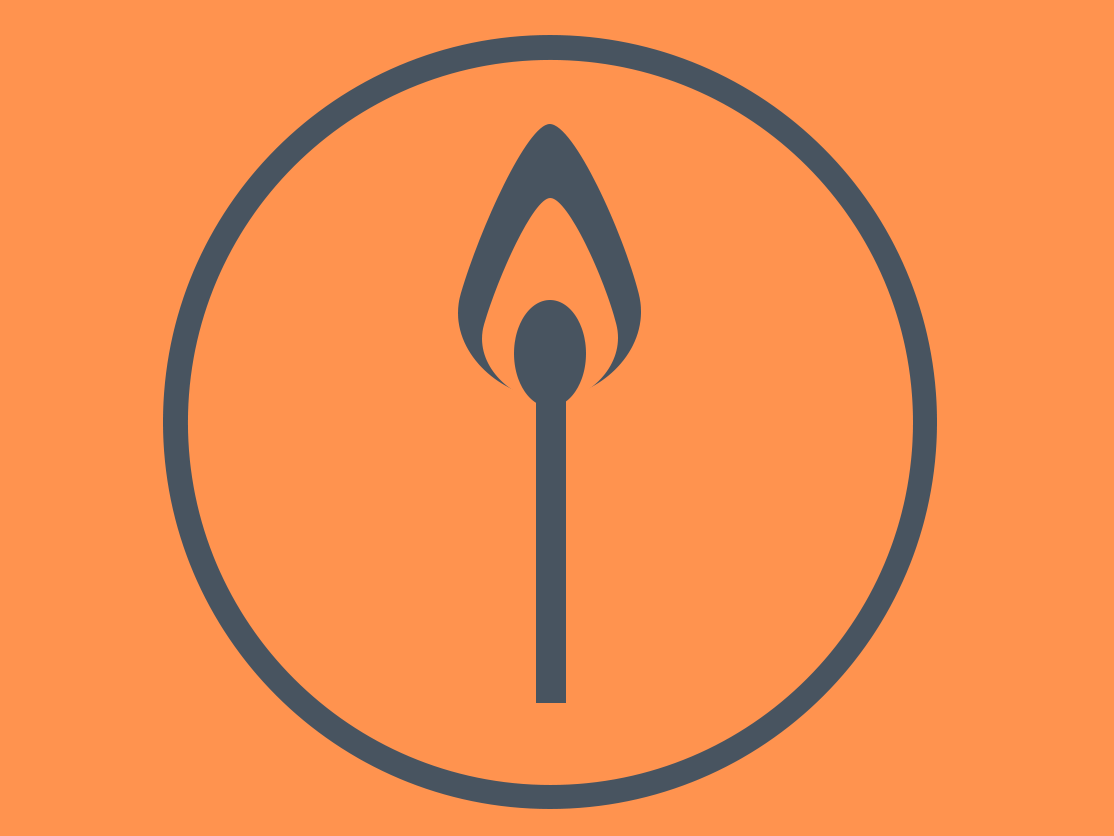 Last Match vector illustration match design logo icon