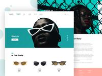 Zerouv Site Design ux ui branding design