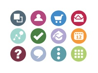 streamSWEET Product Icons