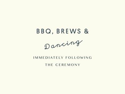 BBQ, Brews & Dancing