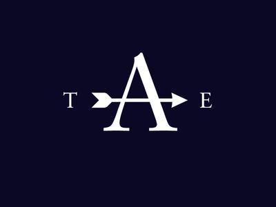 Archer Monogram sabon a arrow archer monogram