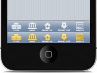 iPhone App Nav Buttons