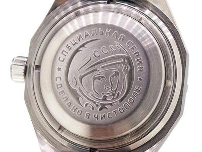 Gagarin watch space gagarin cosmonaut astronaut