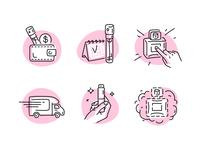 Scentbird Icons