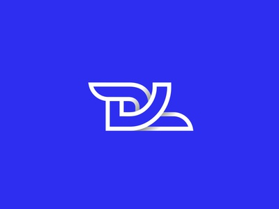 DL monogram logotype four hands dl l d typography letter logo mark identity mark symbol branding fourhands vector logo monogram monogram logo