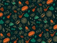 woody pattern
