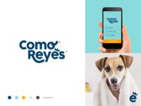Como Reyes Pet App Branding