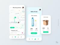 App recycling dribbble1