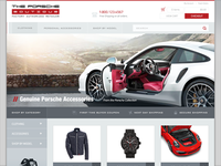 Storefront for An Auto Accessories Retailer
