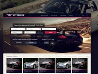 Ritedrive Site Redesign
