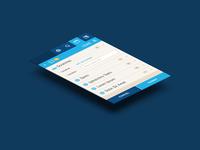 Mobile BPM Client Light Theme