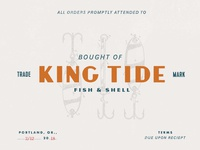 King Tide Alternate Logo