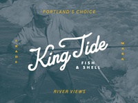 King Tide Main Logo