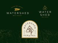 Watershed Logo Concepts 1
