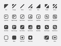 ColorADD Icons
