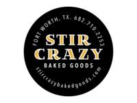 Stir Crazy label