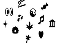 Gossamer Icons