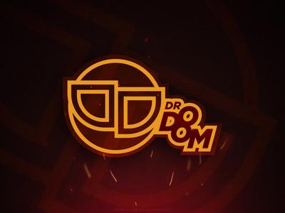 Dr. Doom Game Logo