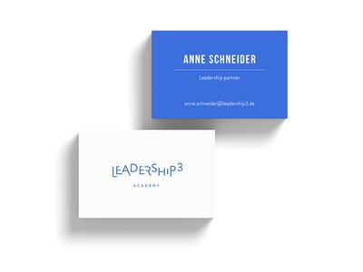 Leadrship Logo Bcard logo design logo logotype business card design busines card leadership