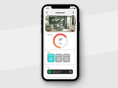 Daily UI Challenge #021 - Home Monitoring Dashboard dashboard design dashboard ui dashboard home home automation stats monitoring home app dailyui021 dailyui daily