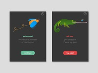 Daily Ui 011 – FLASH MESSAGE