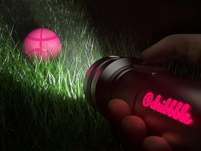 Hello Dribbble! adobe photoshop redshift hello dribbble dribbble autodesk maya 3d first shot