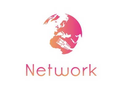 Network logo design