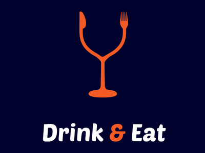 Charming logo design for Coffee/Restaurant coffee restaraunt vector branding illustator illustration attractive color typography simplicity modern flat logo design beautiful