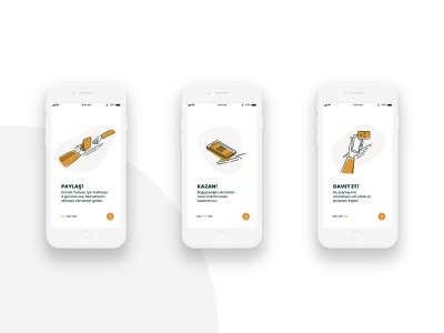 Ekmek Torbası UI Design graphic design uidesign ui