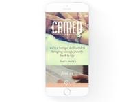 Cameo - Mobile Website