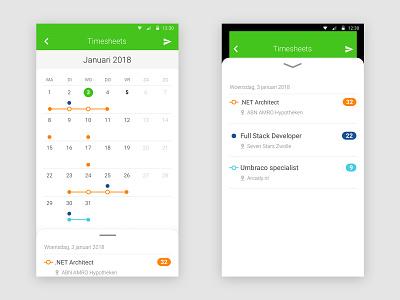 Startime App android ios ux ui app design